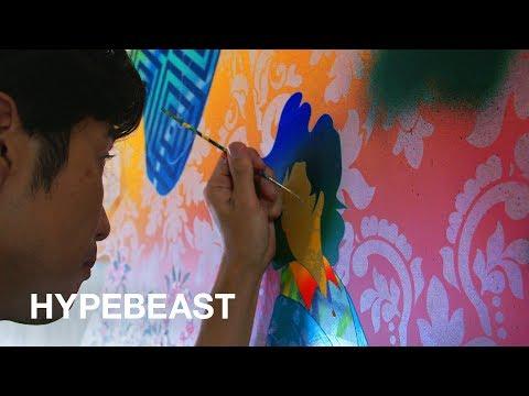 Artist Interview by Hypebeast