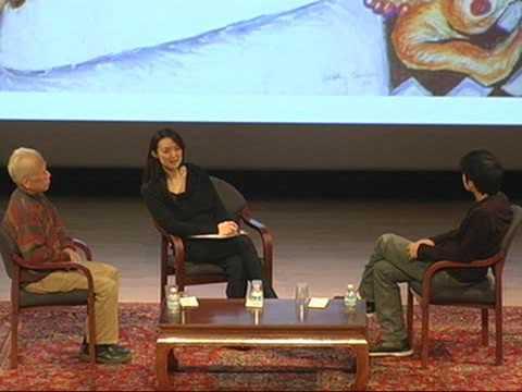 Asia Society Panel Talk