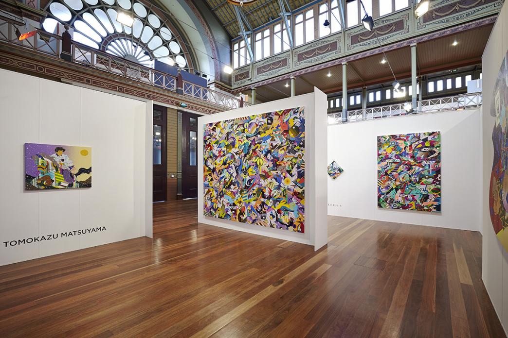 """Art Fair """"Melbourne Art Fair"""""""