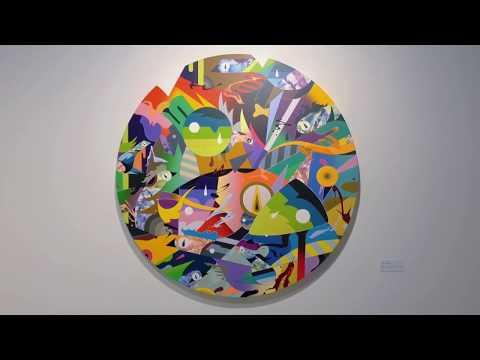 "Exhibition ""Oh Magic Night"" Virtual Visit by HOCA Foundation"